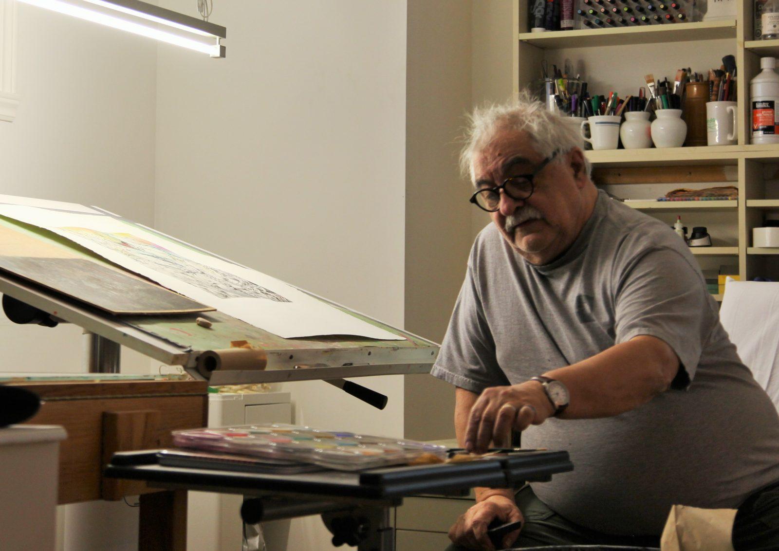 Décès de Jean Letarte : Boucherville en deuil d'un grand artiste
