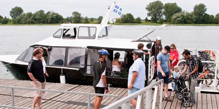 Les brèves de Boucherville: la navette fluviale reprend du service