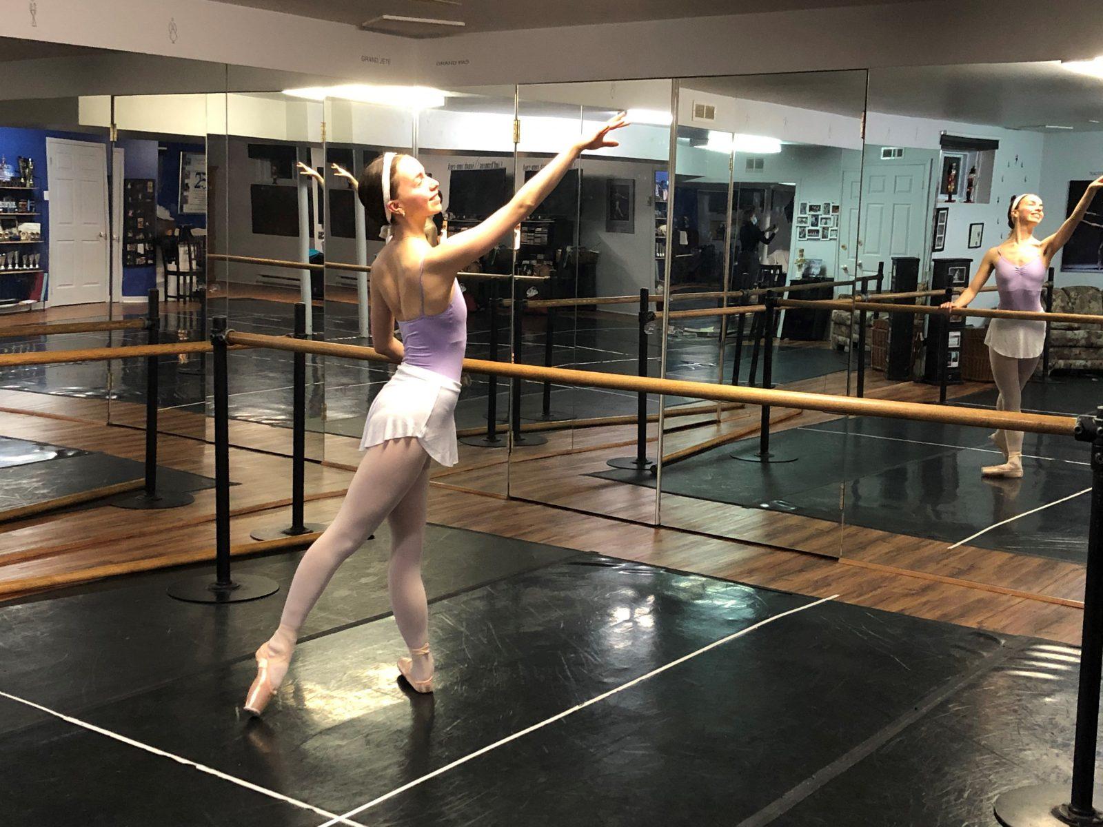 Une bourse et un séjour à Vancouver pour une ballerine de Boucherville