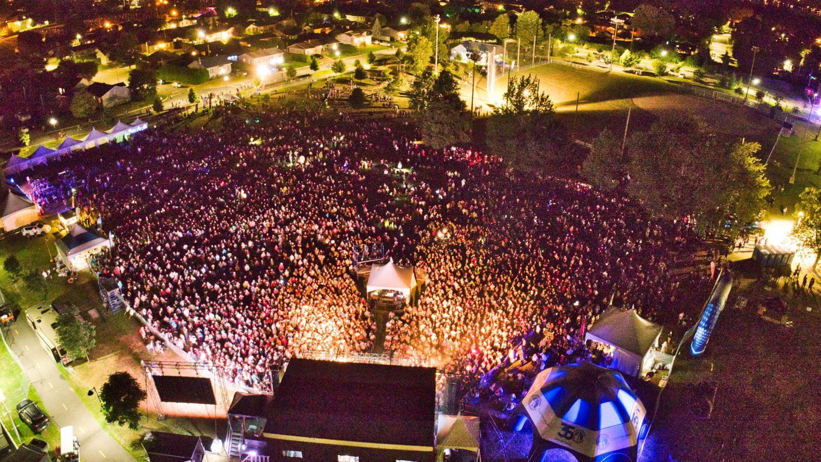 Le festival Les Diableries de Contrecœur est reporté