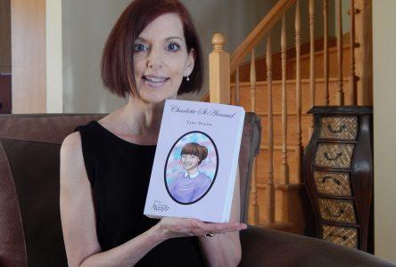 La Bouchervilloise Lyne Doyon publie un 3e roman d'introspection féminine