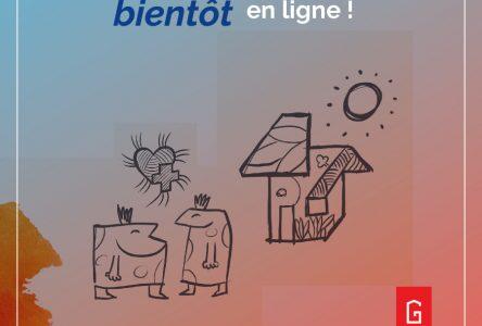 Un site web pour la Maison Gilles-Carle Boucherville