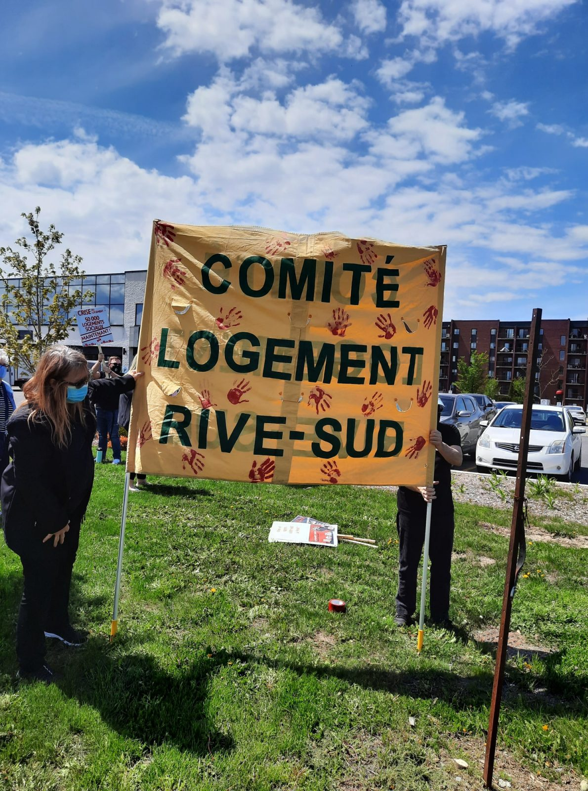 Le Comité logement Rive-Sud sonne l'alarme, à quelques semaines du 1er juillet