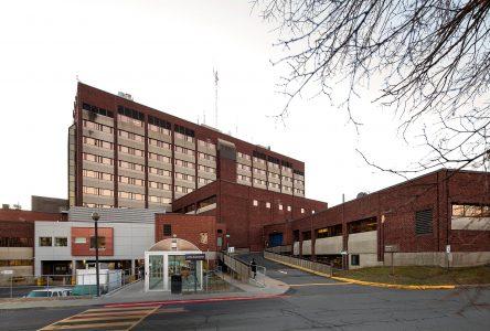 Projet de l'agrandissement de l'Hôpital Pierre-Boucher