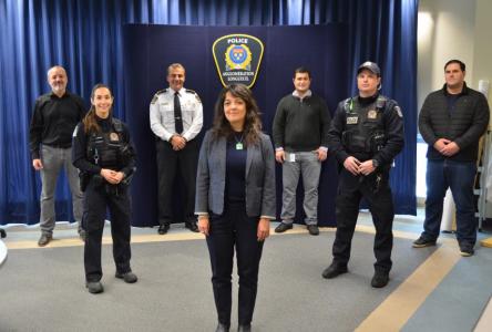 Un prix provincial pour le programme d'immersion du Service de police de l'agglomération