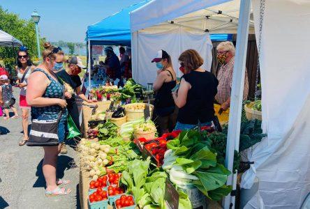Le Marché fermier de Verchères: prêt à recevoir curieux et gourmands dès le 20 juin