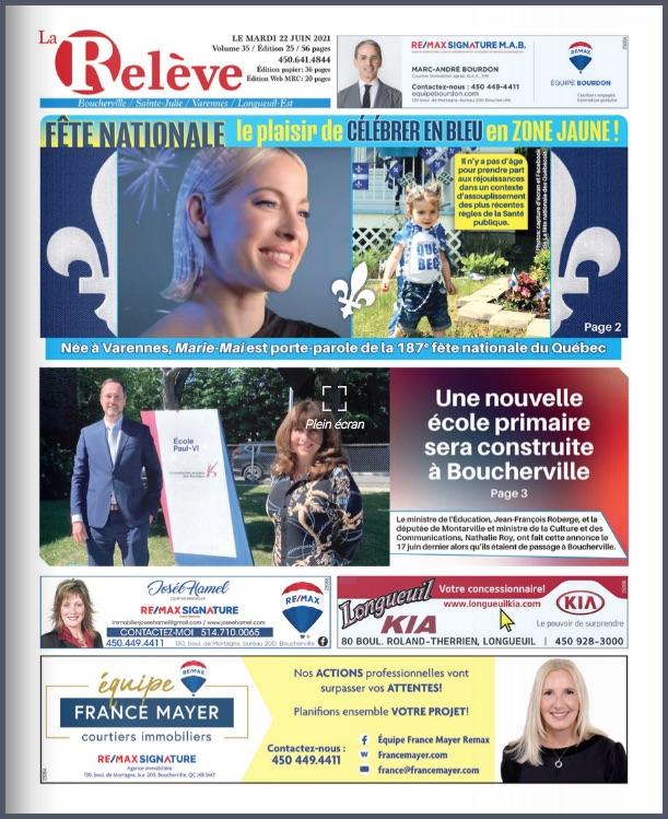 Boucherville - 22 juin 2021