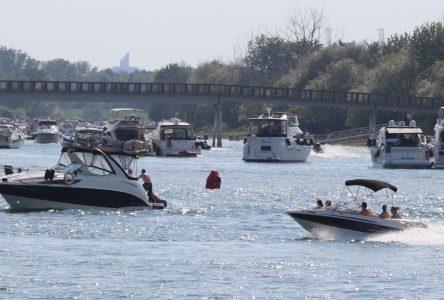 Les excès de vitesse sur le fleuve seront sanctionnés : des mesures et une campagne de sensibilisation à la sécurité nautique