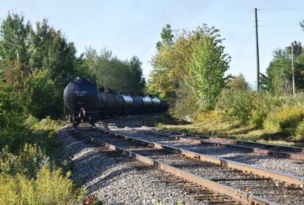 Transport des matières dangereuses sur la voie ferrée : Boucherville veut être informée à l'avance