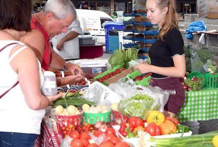Le marché public de Sainte-Julie de retour avec un nouveau nom et de nombreux produits frais