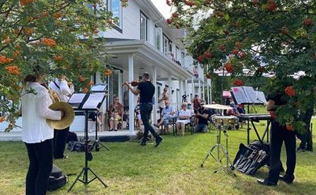Le public est invité à voir l'Orchestre symphonique de Longueuil gratuitement!