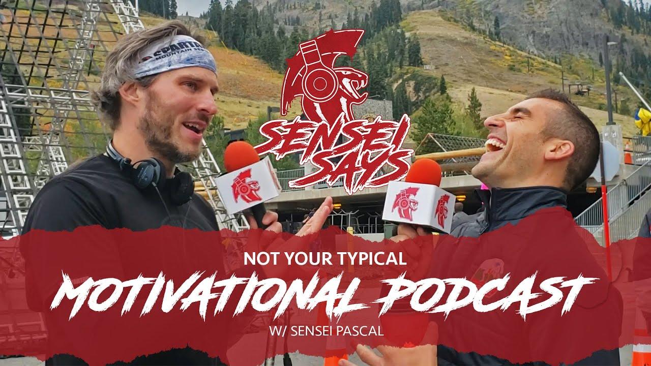 Un nouveau podcast de motivation avec des personnalités inspirantes