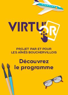 Virtu'Or : un nouveau programme virtuel par et pour les aînés