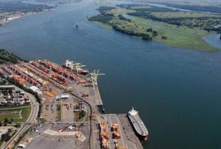 Greenfield Global de Varennes contribuera à « l'évolution verte » du Port de Montréal et de Contrecœur