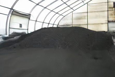 Cendres noires à Contrecœur: Canepta dans la mire du ministère de l'Environnement