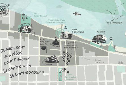 Les Contrecoeurois invités à se prononcer sur l'avenir de leur centre-ville