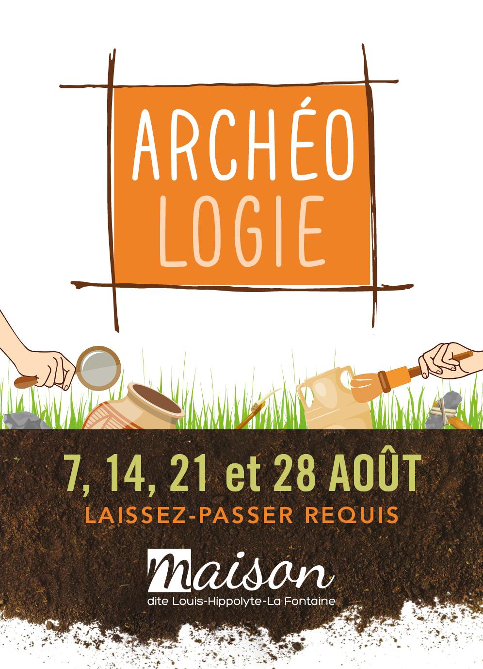 À la découverte de l'archéologie à Boucherville