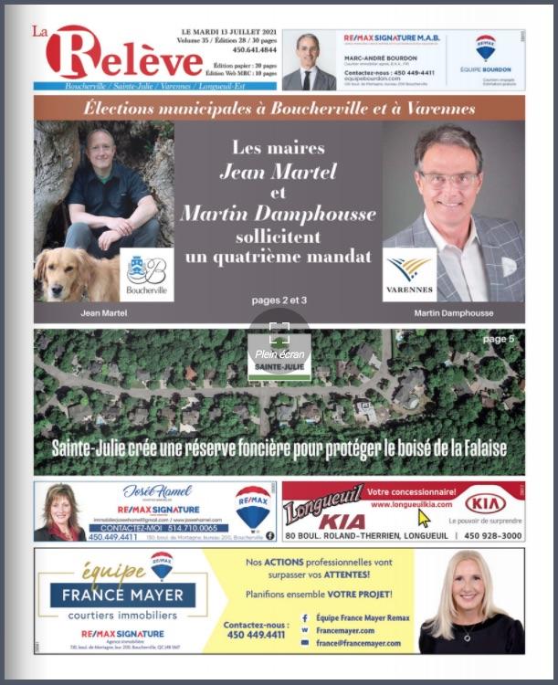 Boucherville - 13 juillet 2021
