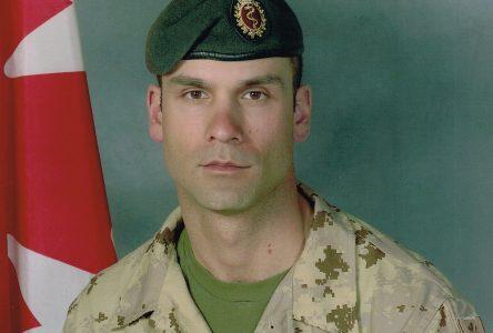 Un bâtiment nommé en hommage à Christian Duchesne, caporal-chef des forces armées canadiennes décédé en fonction en Afghanistan en 2007