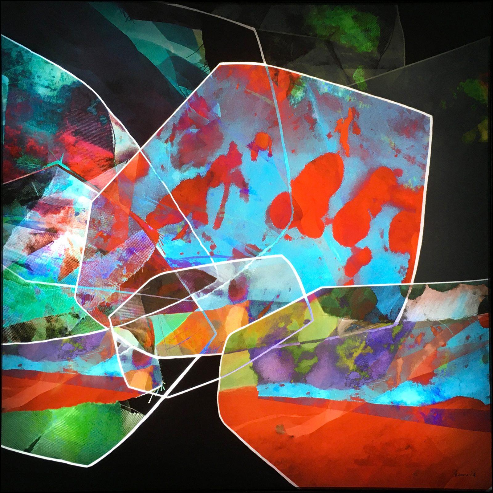 «Ombre et lumière» : une exposition d'œuvres originales et lumineuses de Susan St-Laurent