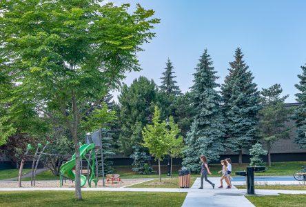 Près de 7 millions $ pour améliorer les parcs de Longueuil, cet été
