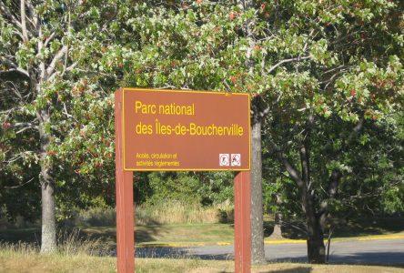 Des autobus pour aller au parc des Îles-de-Boucherville ou à celui du Mont-Saint-Bruno
