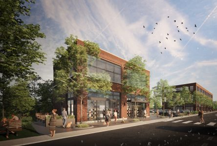 Le futur centre-ville de Varennes prend forme