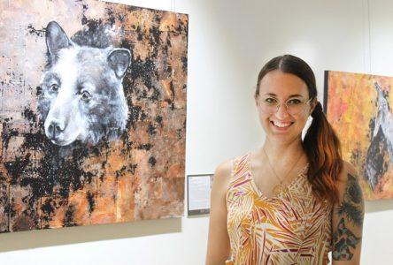 Dernière chance de voir l'exposition Regard Animal d'Arianne Bilodea