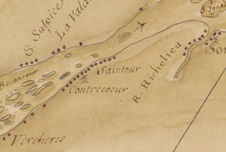 Plongez dans l'histoire et découvrez les vestiges du premier moulin à vent de Contrecœur