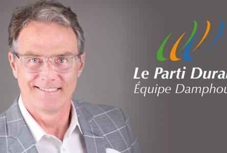 Premier engagement du Parti Durable – Équipe Damphousse: aucune augmentation du compte de taxes en 2022