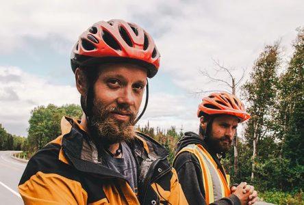 Via Explora: la passion du cyclotourisme de deux frères Varennois