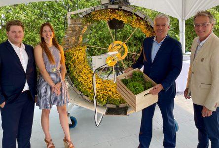 Un projet novateur de 13 M$ pour les Fermes urbaines Gigrow: la ferme du futur sera construite à Varennes!
