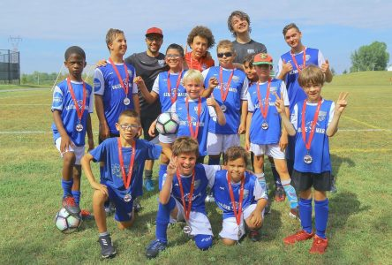 Soccer adapté: Merci et à l'an prochain!