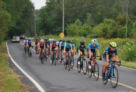 Championnats québécois de cyclisme sur route Espoir: Les clubs de la région s'illustrent