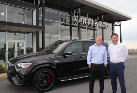 « Action Grenier Autogroupe » devient le numéro un de l'automobile à Boucherville