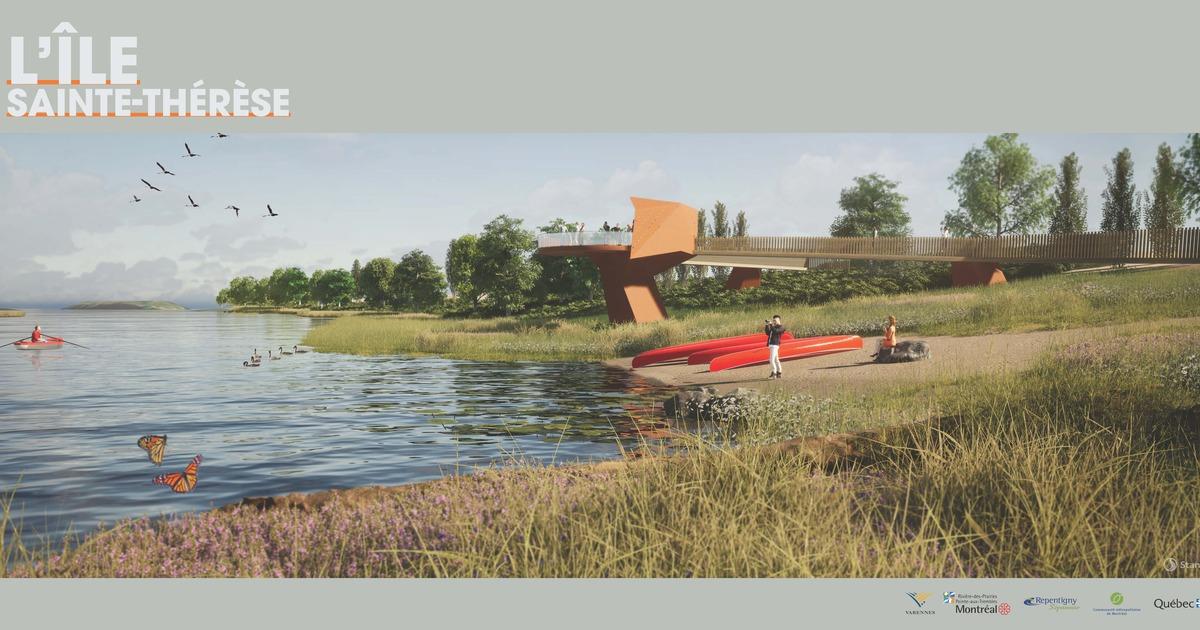 Le futur parc écotouristique de l'île Sainte-Thérèse franchit une étape importante
