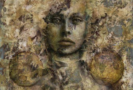 La Galerie Vincent-D'Indy présente l'exposition Vestiges de nos songes de Jocelyne Bellemare