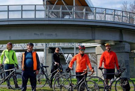 Vélo Longueuil reçoit déjà une belle marque de reconnaissance