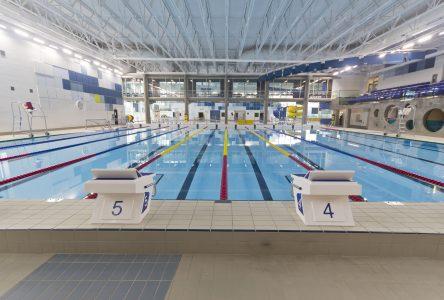 Complexe aquatique Laurie-Eve-Cormier : réouverture du bassin Sandrine-Mainville