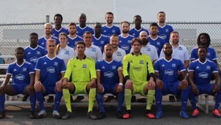 Une équipe du Club de soccer de Boucherville remporte le championnat provincial