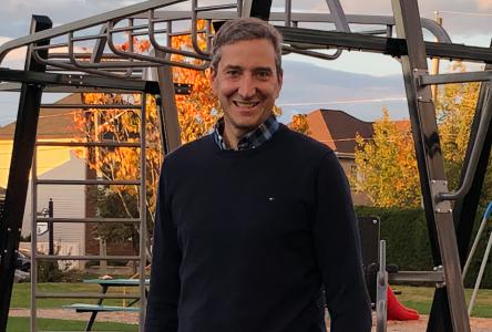 Alexandre Bélisle prêt pour un quatrième mandat à la mairie de Verchères