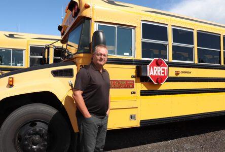 Le transport des élèves vers les écoles de Boucherville en péril!