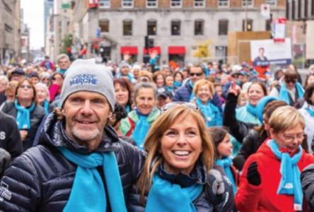 Les Varennois invités à participer à La Grande marche 2021 parrainée par le Grand défi Pierre Lavoie