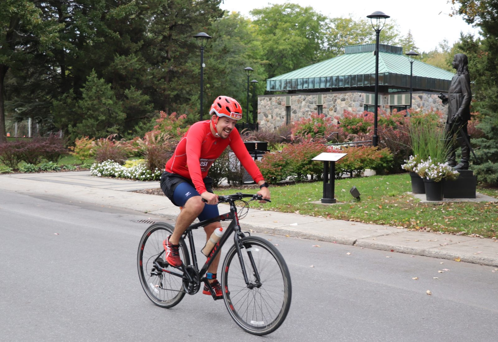 Le retour du Triathlon-Duathlon de Boucherville avec 553 participants