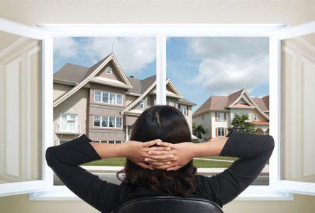 32 % de moins au mois de septembre: les ventes de maisons toujours en chute libre sur la Rive-Sud