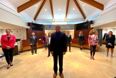 Le maire Jean Martel accueille avec humilité son élection sans opposition