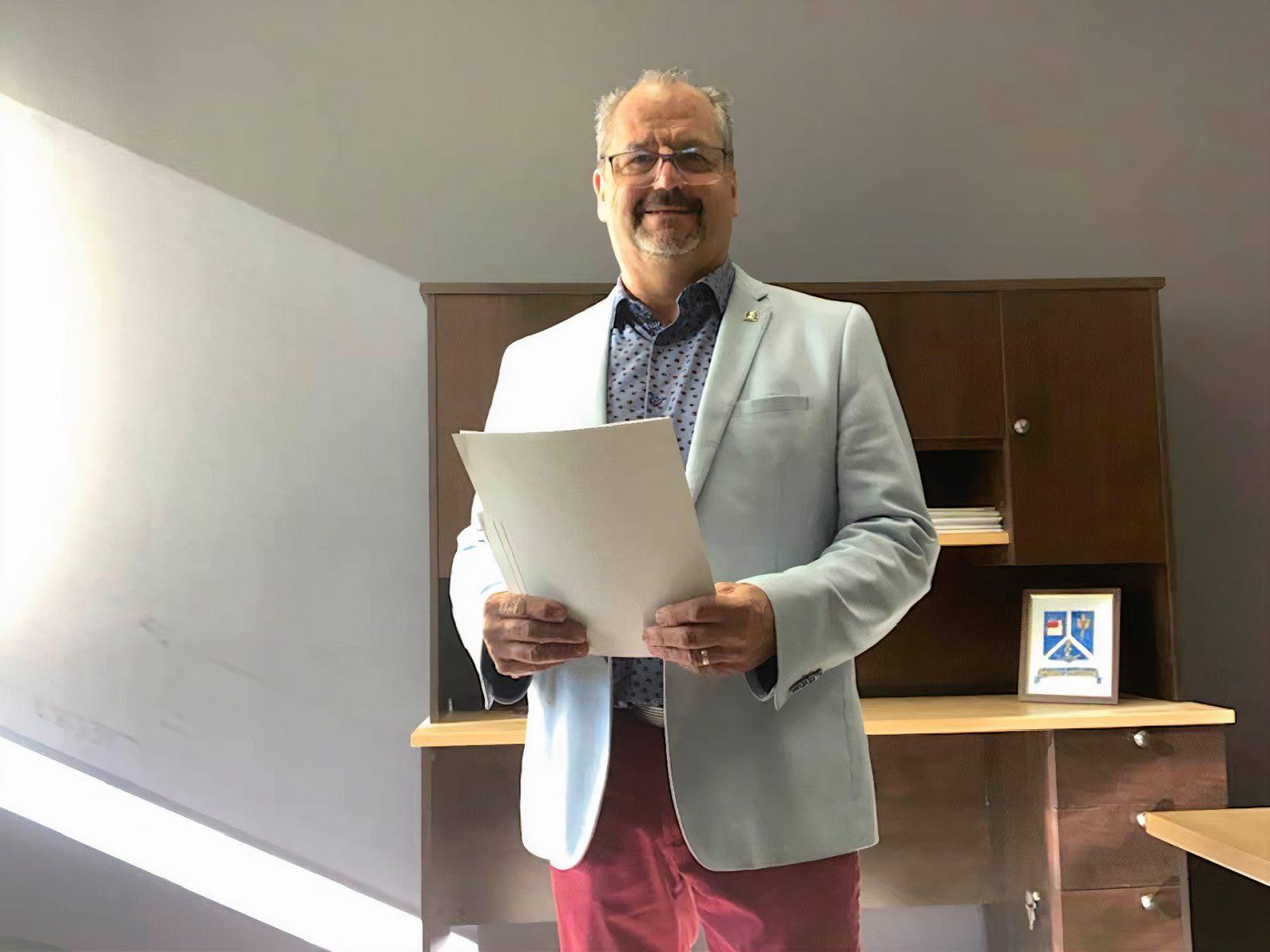 Maire de Calixa-Lavallée: Un troisième mandat pour Daniel Plouffe