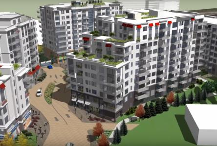Projet District Sainte-Julie: la Régie du bâtiment du Québec révoque les permis du constructeur Groupe Habitations Trigone