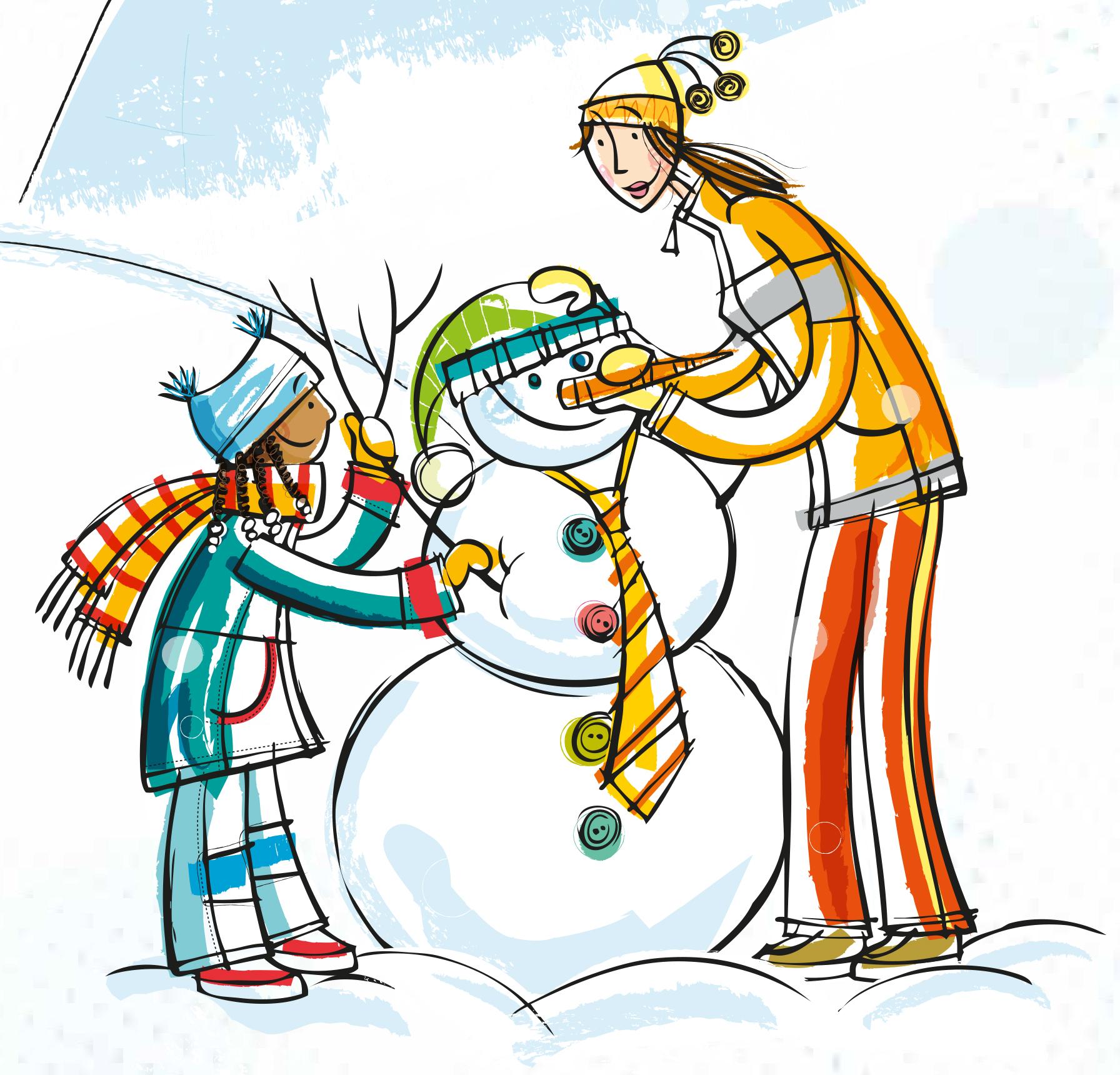 Plaisirs d'hiver: le plaisir de jouer dehors à Contrecoeur!