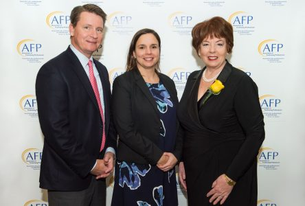 Un honneur remarquable pour la directrice générale de la Fondation du Cégep